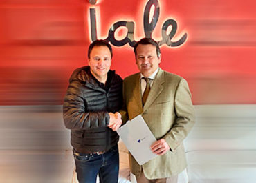 Global Football Total, signs an agreement with Iale International School